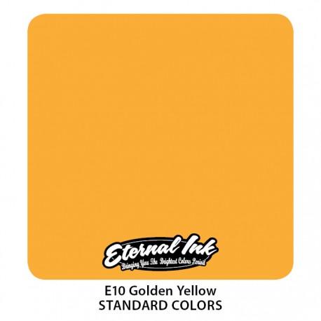 Eternal Ink - Golden Yellow 30ml