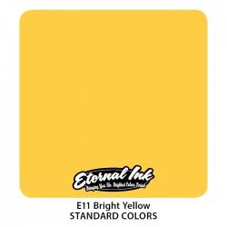 Tatoveringsblæk - Eternal Bright Yellow 30ml