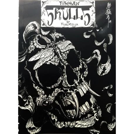Tibetan Skulls