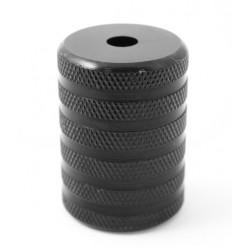 Aluminium grepp XL - Black & Bold
